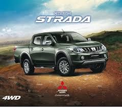 the all new 2015 mitsubishi strada is here w full brochure
