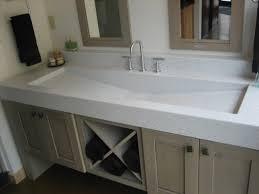 trough sink bathroom design with trough sinks for bathrooms decor