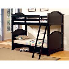 Black Wooden Bunk Beds Chesapeake Bunk Bed Bunkie Board Required Cm Bk616 Bed