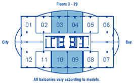 Icon Brickell Floor Plans Skyline On Brickell Floorplans Miami Condo Lifestyle
