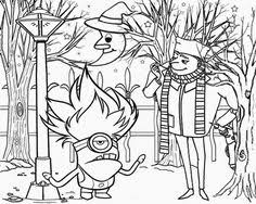 minions frankenstein coloring u0026 coloring pages