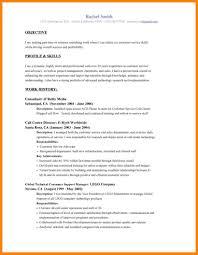 sample customer service representative resume call center