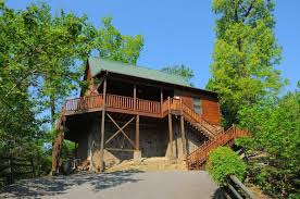Bear Mountain Cottages by Bear Pause 2 Bedroom Cabin In Gatlinburg Diamond Mountain Rentals