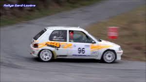 perso car rallye de l u0027hérault 2016 lionel gomez nicolas say peugeot 106 kit