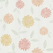 vibrant wallpaper vibrant design modern floral wallpaper home designing