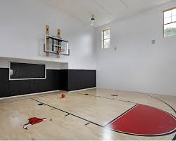 House Plans With Basketball Court Look At Some Private Indoor - Home basketball court design