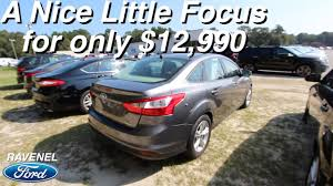 ford focus se 2014 review 2014 ford focus se for sale walkaround review ravenel ford