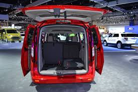 gallery the transit connect wagon features a rear liftgate dual