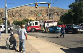 t bone crash sends 2 to hospital 1 to jail as elementary students