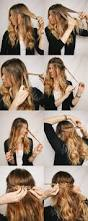Hairstyle Diy by 11 Interesting And Useful Hair Tutorials For Every Day