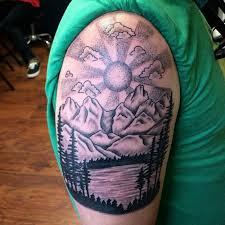 32 best black nature tattoos images on pinterest beautiful