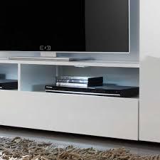 Wohnzimmerm El Tv Moderne Tv Wand Jasonva In Hochglanz Weiß Pharao24 De