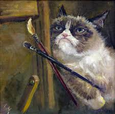 Create A Grumpy Cat Meme - the grumpy cat art project at lowe mill arts entertainment