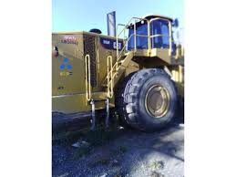 2012 caterpillar 988h carolina cat