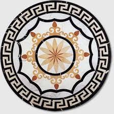 marble medallions floor medallion marble floor medallions