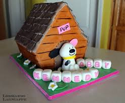 lombardo lagniappe playful puppy birthday cake
