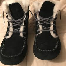 ugg womens amely shoes black 43 ugg shoes ugg chickaree booties s size 12 from