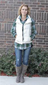 womens boots rack room a flannel a vest the pair of boots fabulous
