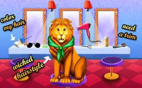 happy halloween background for your hair salon zoo animals fashion show salon android apps on google play
