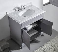 My Painted Bathroom Vanity Before - gray u0027 by ben moore my painted bathroom vanity before and after