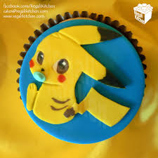 sculpted pikachu and pokeball cake u0026 pokemon cupcakes