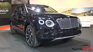 bentley suv 2016 2016 bentley bentayga suv 6 0 w12 walkaround start up sound