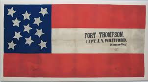 United States Flag 1861 Under Both Flags 1861 1862 Artifacts