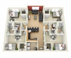 small 5 bedroom house plans simple house plan with 5 bedrooms 3d pictures small bedroom plans