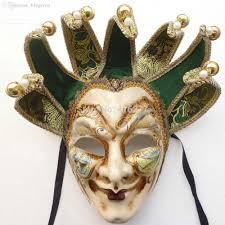 venetian jester mask wholesale resin men venetian jester joker masquerade