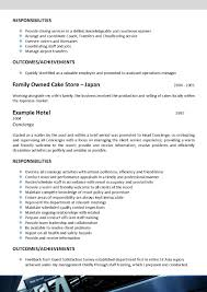 Resume Template Hospitality Industry Traveling Sales Sample Resume Resume Templates For Pages Customer