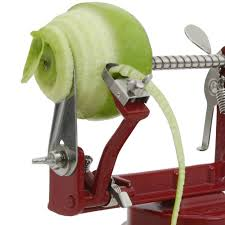 Apple Kitchen Canisters Johnny Apple Peeler Suction Base Vkp1010 Admin Palmer