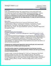 Sample Project List For Resume by How Construction Laborer Resume Must Be Rightly Written