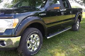 rough country pocket fender flares w rivets for 09 14 ford f 150