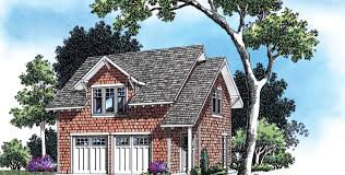 garages with apartments above mascord house plan 5011 the arthur