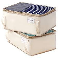 storage bags vinyl chests bamboo bags bed bath beyond