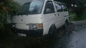 nissan vanette modified suthas vehicle trading may 2013