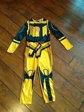 transformers halloween costumes for boys ebay