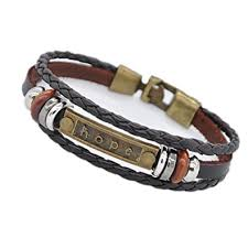 leather women bracelet images Hope bracelet coolla jewelry men bracelet women jpg