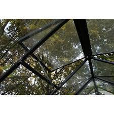 serre horticole en verre serre de jardin en verre 2 44 x 3 64 m u directchezvous com