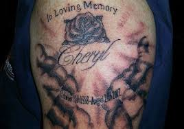 28 remembering in loving memory tattoos for 2013 creativefan
