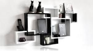 Bedroom Wall Shelf Decor Wall With Shelves Design