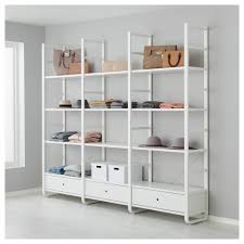 Librerie Divisorie Ikea by Elvarli Sistema Per Cabine Armadio Ikea