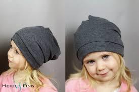 heidiandfinn modern wears for kids slouchy beanie hat free