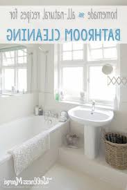 how to make natural bathroom cleaner bathroom cleaning can be a nasty job but these tips and