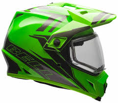 bell motocross helmet bell mx 9 adventure snow helmet dual lens xtremehelmets com