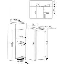 A1 Shower Door by Hotpoint Ariston Sz 12 A1 D Ha Fridge Freezer Cm 54 H 122 Lt