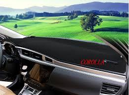 toyota corolla dash mat 20 fly5d dashmat car carpet dashboard sun cover pad dash