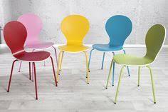 stühle küche der stuhl form bicolor ist der absolute klassiker unter den
