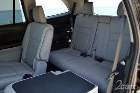 do all honda pilots 3rd row seating 2016 honda pilot elite review web2carz