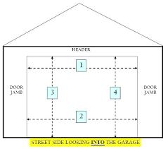size of 2 car garage width of two car garage ohfudge info